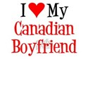 Love My Canadian Boyfriend T-Shirt