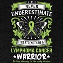 Never Underestimate the Strength of a Lymphoma Can
