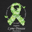 Lyme Disease Butterfly Ribbon