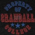 Crandall College Property Of T-Shirt