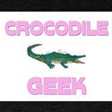Crocodile Geek T-Shirt