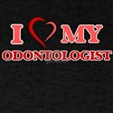 I love my Odontologist T-Shirt
