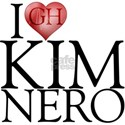 I Heart Kim Nero Shirt