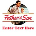 Father & Son Personalized Shirt