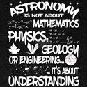 """It's about understanding"" t T-Shirt"