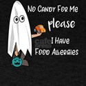 Teal Pumpkin No Candy For Me Please Food A T-Shirt