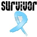 Prostate Cancer Survivor Grunge Shirts & Gifts