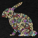 Artistic Rabbit T-Shirt