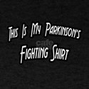 'Parkinson's Fighting Shirt' T-Shirt