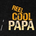 Reel Cool Papa Funny Papa design Great D T-Shirt