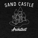 Sand castle architect T-Shirt