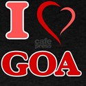 I Love GOA T-Shirt