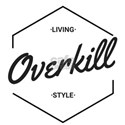 Overkill style logo large T-Shirt