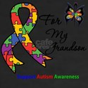 Autism Support Grandson Shirts & Gifts