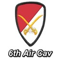 6th Air Cavalry Women's T-Shirt
