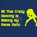 Crazy Dancing T-Shirt
