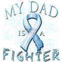 My Dad Is A Fighter Women's T-Shirt