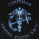 U.S. Navy Corpsman Black T-Shirt
