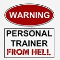 Warning Personal Trainer from hell