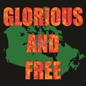 Canada glorious and free T-Shirt