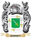 Barbet Family Crest - Barbet Coat of Arms T-Shirt