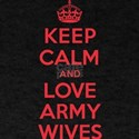 K C Love Army Wives T-Shirt