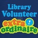 Library Volunteer Extraordinaire T-Shirt
