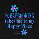 Scrapbooking My Happy Place T-Shirt