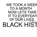 black history is our history T-Shirt