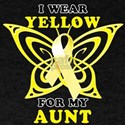 I Wear Yellow For My Aunt T-Shirt