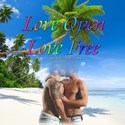 Love Open Love Free Two Men Kissing on the Beach T