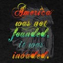 America Invaded T-Shirt