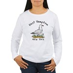 East Hampton Women's Long Sleeve T-Shirt