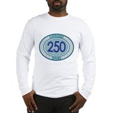 250 Logged Dives Long Sleeve T-Shirt