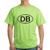 Dive Buddy Oval Green T-Shirt