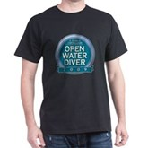 Open Water Diver 2009 Dark T-Shirt