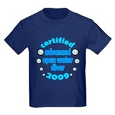 Advanced OWD 2009 Kids Dark T-Shirt