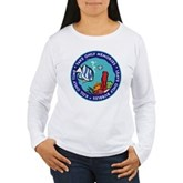 Take Only Memories (fish) Women's Long Sleeve T-Sh