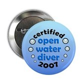 Open Water Diver 2007 Button